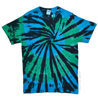 Land Spinner Tie Dye T Shirt