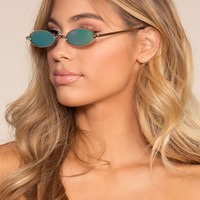 Stellar Sunglasses - Green