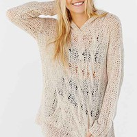 BDG Cozy Hooded Sweater-