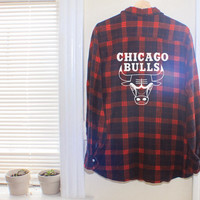 Chicago Bulls Flannel