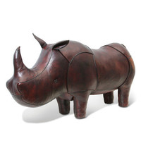 Jonathan Adler Rhinocerous in All Curiosities