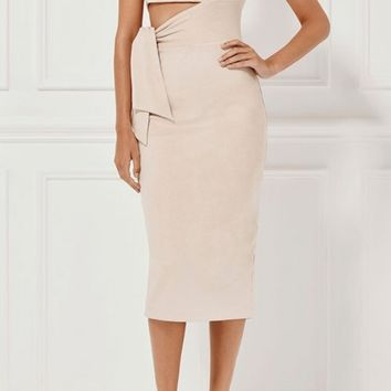 Skylar One Shoulder Cut Out Dress