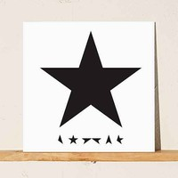 David Bowie - Blackstar LP