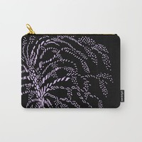 Wisteria Tree Carry-All Pouch by ES Creative Designs
