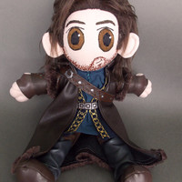 Kili The Hobbit Lord of the Rings Plush Doll Plushie Toy