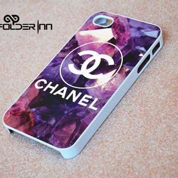 Chanel logo iPhone 4s iphone 5 iphone 5s iphone 6 case, Samsung s3 samsung s4 samsung s5 note 3 note 4 case, iPod 4 5 Case