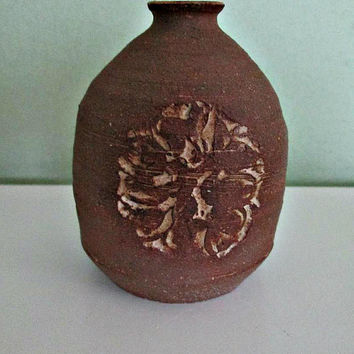 Stunning Vintage Ceramic Vase, Pottery, Table Decor, Home Decor