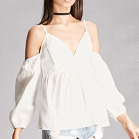 Reverse Shirred Top