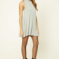 Trapeze Mini Dress