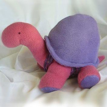 TORTOISE Plushie Toy Pattern PDF by FunkyFriendsFactory on Etsy
