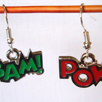 Bam Pow earrings