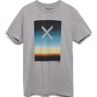 SUPERbrand Fling T-Shirt - Mens Tee - Grey