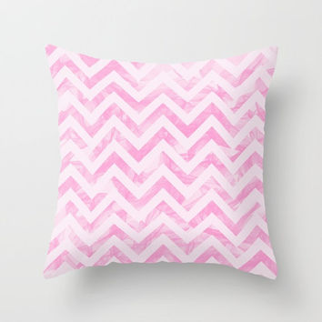 Decorative Throw Pillow Cover - Different sizes to Choose From, Square, Rectangular, Double-sided print, Indoors, Outdoors, Chevron, Boho