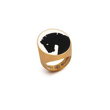 Tory Burch Horse-head Ring