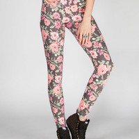 Neff Austin Carlile Ac Womens Leggings Multi  In Sizes