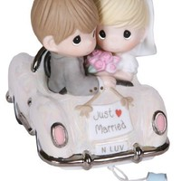 """Precious Moments """"Just Married"""""""