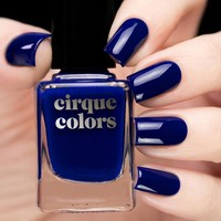 Cirque Colors Midnight Cowboy Nail Polish (Metropolis Collection)