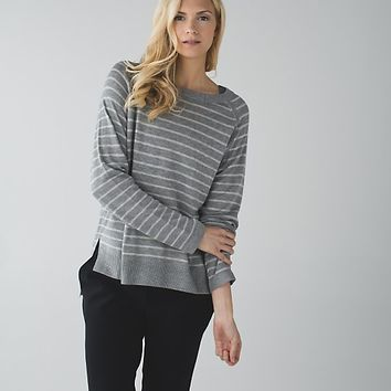 Post Savasana Pullover