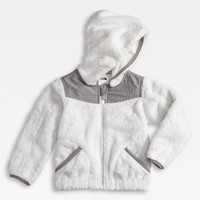 The North Face 'Oso' Hooded Fleece Jacket (Infant) | Nordstrom