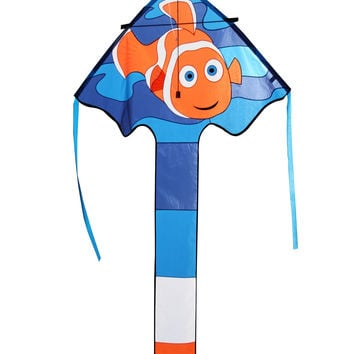 "Skydog Kites - 48"" Clown Fish Best Flier"