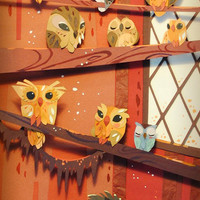 My Owl Barn: Brittney Lee: Introduction to the Owlry