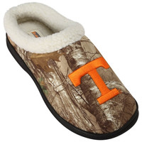 Tennessee Volunteers Realtree Camo Hooded Scuff Slippers – Realtree Camo