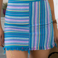 Denver Skirt (blue)