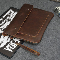 messenger bag for men leather iPad