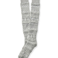 Aeropostale  Textured Over-The-Knee Socks