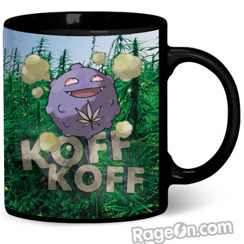 Koffing Coffee Mug