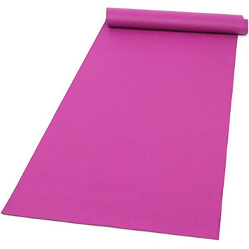 "All Purpose Pilates & Yoga Mat - 5'8"" x 2 ft - Ultra Lightweight Exercise Mat - Perfect for Pilates, Gym, Home Exercise, & Outdoor Activites - Multipurpose Workout Pad - 4mm Thick"