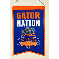 Florida Gators NCAA Nations Banner (15x20)