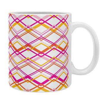 Heather Dutton Intersection Bright Coffee Mug