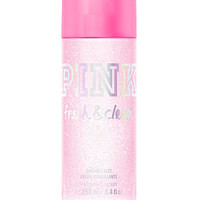 Fresh & Clean Shimmer Body Mist - PINK - Victoria's Secret