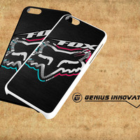 Fox Head Racing Sport Wear Samsung Galaxy S3 S4 S5 Note 3 , iPhone 4(S) 5(S) 5c 6 Plus , iPod 4 5 case
