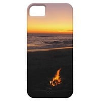 Sunset Over Rialto Beach iPhone 5 Cover