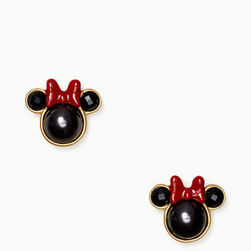 kate spade new york for minnie mouse studs