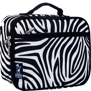 Wildkin Zebra Lunch Box - eBags.com