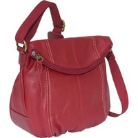 The SAK Deena Flap Cross Body Handbag