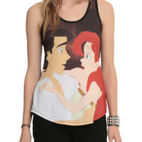 Disney The Little Mermaid First Embrace Girls Tank Top