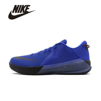 NIKE Original New Arrival AIR ZOOM KOBE VENOMENON 6 Basketball Shoes Breathable Footwear Super Light High Quality For Men#897657
