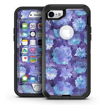 Purple Deer Runner DreamCatcher - iPhone 7 or 7 Plus OtterBox Defender Case Skin Decal Kit