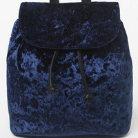 LA Hearts Crushed Velvet Mini Backpack at PacSun.com