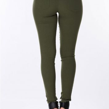 On A Mission Jeggings