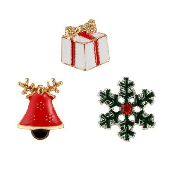 Innovative Gifts Christmas Suits Vintage Bells [186326417434]