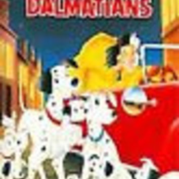 """101 DALMATIANS"" Walt Disney The Classics Black Diamond edition VHS #1263"