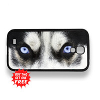 Thriller Wolf Eyes Samsung Galaxy S4 / Galaxy S3 Rubber Case and S2 NOTE 2 Hard Cover Case