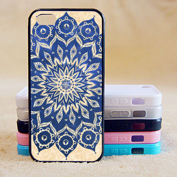 Mandala,Custom Case, iPhone 4/4s/5/5s/5C, Samsung Galaxy S2/S3/S4/S5/Note 2/3, Htc One S/M7/M8, Moto G/X