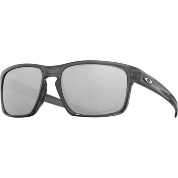 [OO9262-13] Mens Oakley Sliver Sunglasses - Grey Smoke Chrome Iridium Polarized