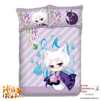 New Tomoe - Kamisama Kiss Japanese Anime Bed Blanket or Duvet Cover with Pillow Covers ADP-CP151214